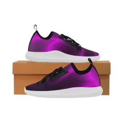 Purple Blossom Dolphin Ultra Light Running Shoes for Women (Model 035)