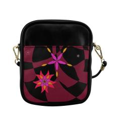 Abstract # 12 Sling Bag (Model 1627)