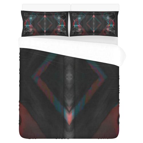 5000xart 11 3-Piece Bedding Set