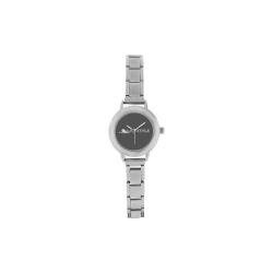 Lifestyle Original Steel Women's Italian Charm Watch(Model 107)