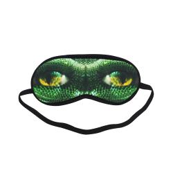 Alien Lizard Eyes Sleeping Mask