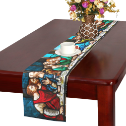 The Last Supper Table Runner 14x72 inch