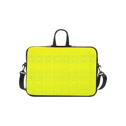 Yellow multicolored multiple squares Macbook Pro 13''