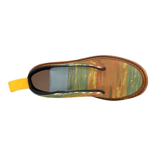 Golden Lotus Martin Boots For Men Model 1203H