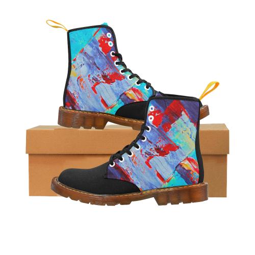 oil_k Martin Boots For Men Model 1203H