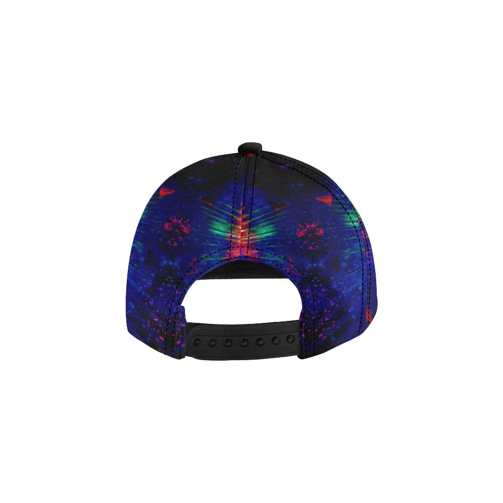 wheelVibe_vibe20 All Over Print Snapback Hat D