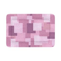 "Pink Blocks Pet Bed Pet Bed 54""x37"""