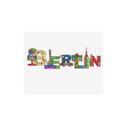 Berlin by Nico Bielow Rectangle Mousepad