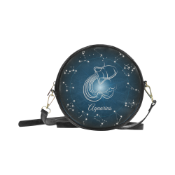 Aquarius Round Sling Bag (Model 1647)