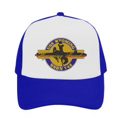 USS Wyoming (SSBN-742) Trucker Hat