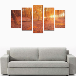 Fall Fantasy 2 Canvas Print Sets A (No Frame)