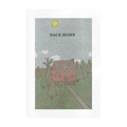 BEDDING Art Print 19''x28''
