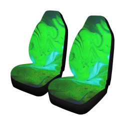 envading peace Car Seat Covers (Set of 2)