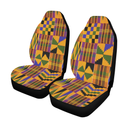 KINTE CAR COVERS Car Seat Covers (Set of 2)
