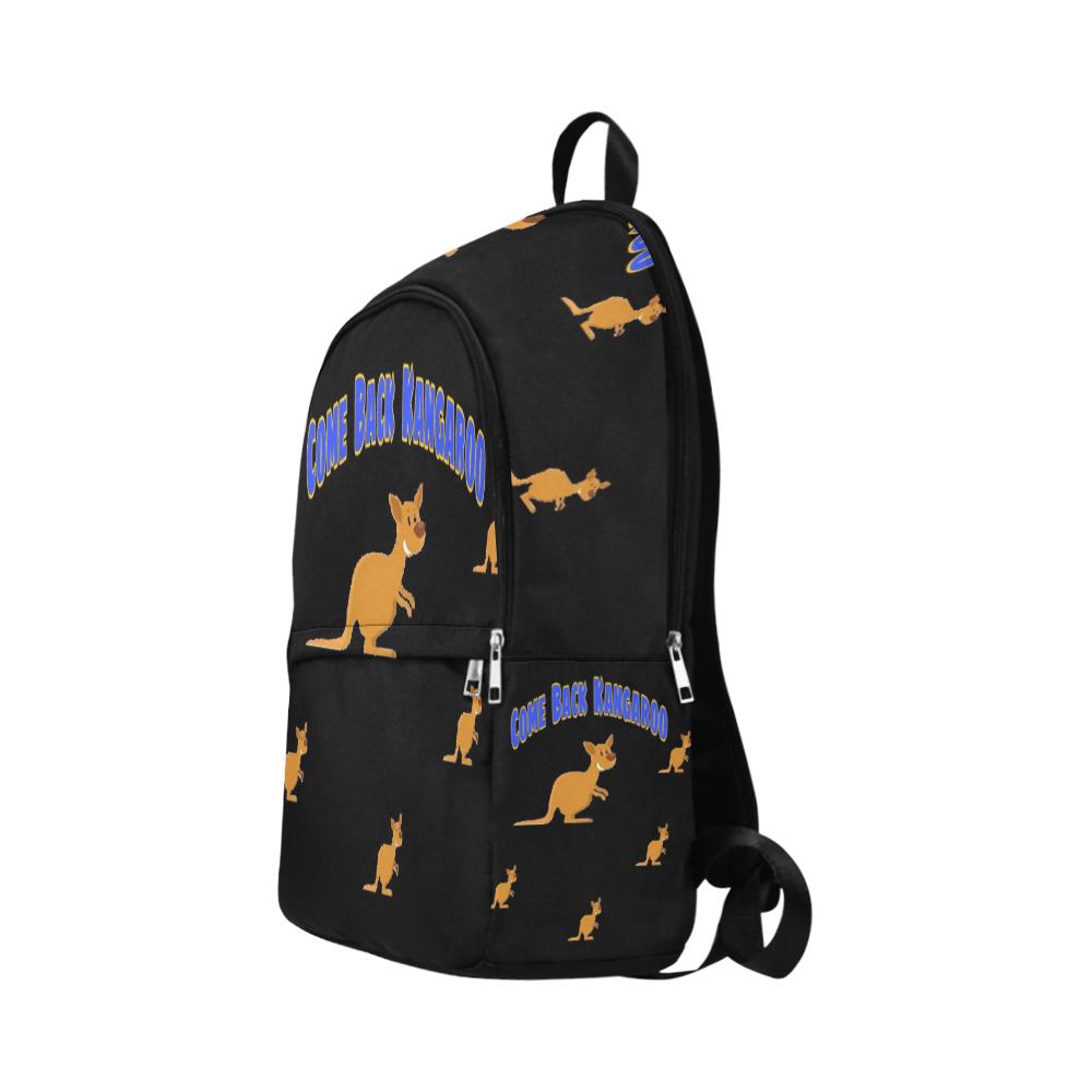 Adult Come Back Kangaroo 2 Fabric Backpack for Adult (Model 1659)