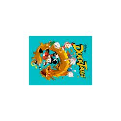 """DuckTales Poster 11""""x8.5"""""""