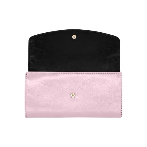 cupcake Women's Flap Wallet (Model 1707)