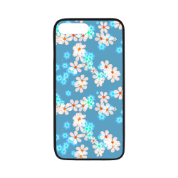 "Fresh Flowers Rubber Case for iPhone 7 plus (5.5"")"
