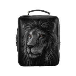 Lion Square Backpack (Model 1618)
