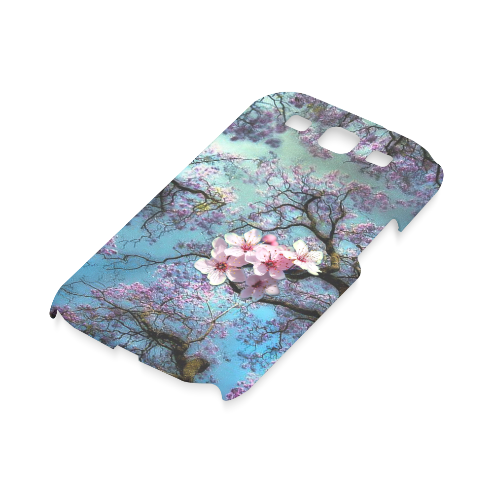 Cherry blossomL Hard Case for Samsung Galaxy S3