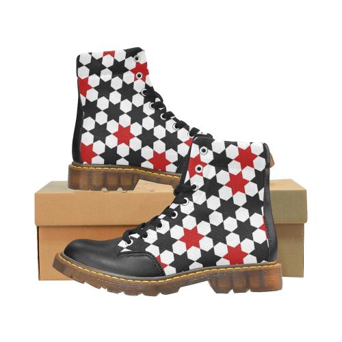 12rb Apache Round Toe Men's Winter Boots (Model 1402)