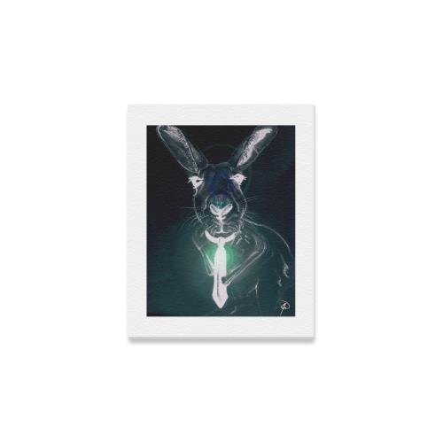 "Kangaroo copy Canvas Print 8""x10"""