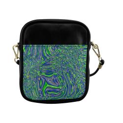 70s chic 2 Sling Bag (Model 1627)
