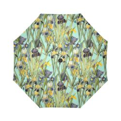 Irises Auto-Foldable Umbrella (Model U04)