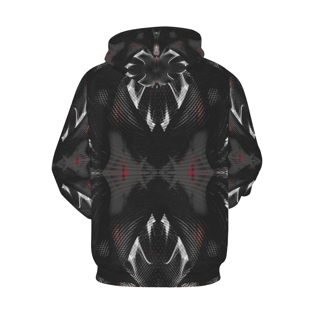 5000DUBLE 47 C 2 All Over Print Hoodie for Men/Large Size (USA Size) (Model H13)