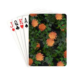 """Chrysanthemum 2020 Playing Cards 2.5""""x3.5"""""""