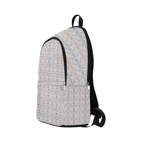 planes sml Fabric Backpack for Adult (Model 1659)