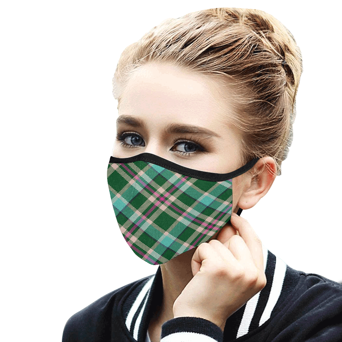 19tt Mouth Mask in One Piece (2 Filters Included) (Model M02) (Non-medical Products)