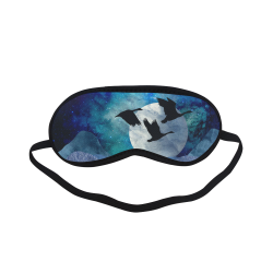 Night In The Mountains Sleeping Mask