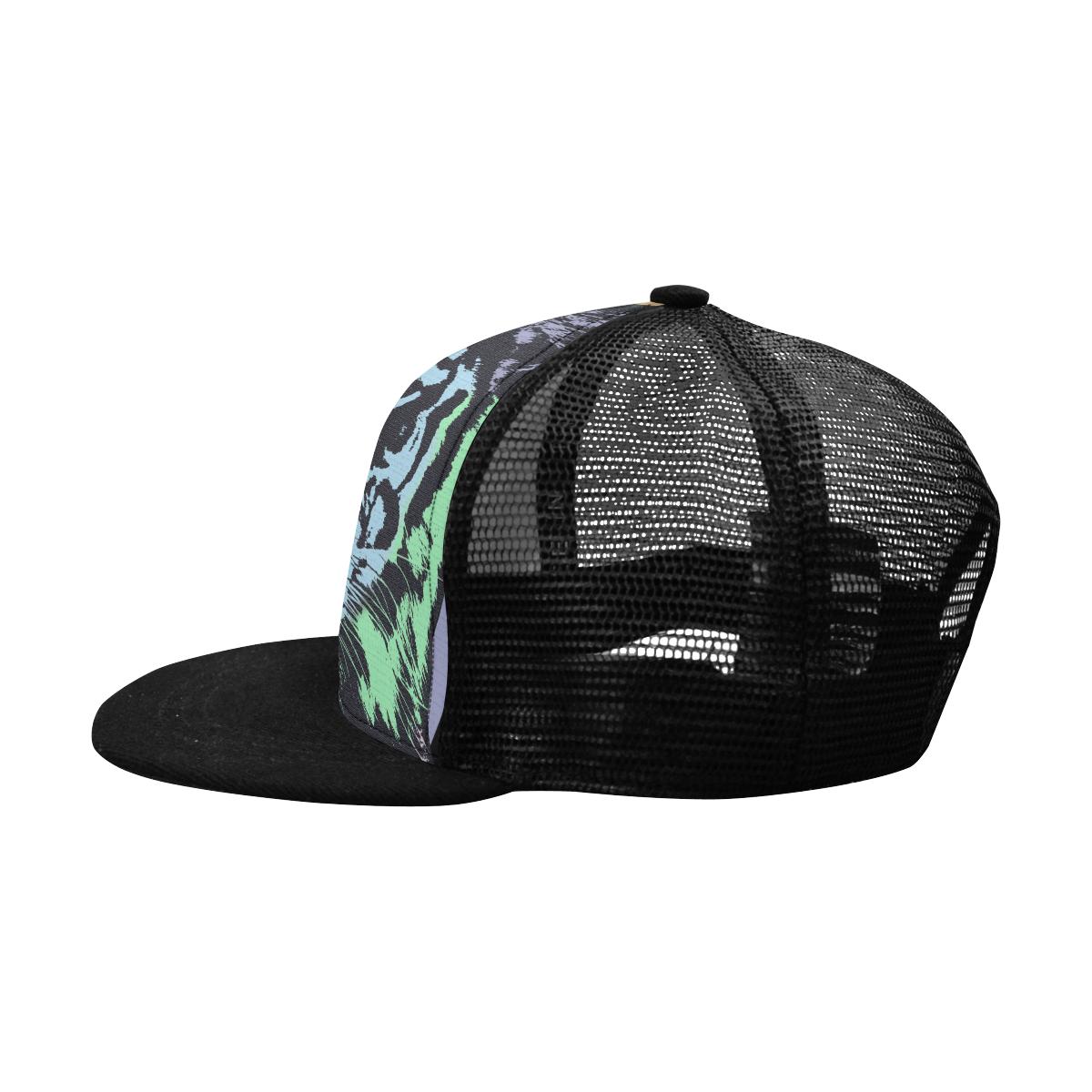 ART TIGER BASECAP Trucker Hat H (Front Panel Customization)
