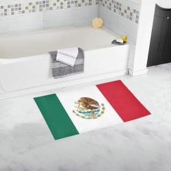 Mexican Bath Rug Bath Rug 16''x 28''