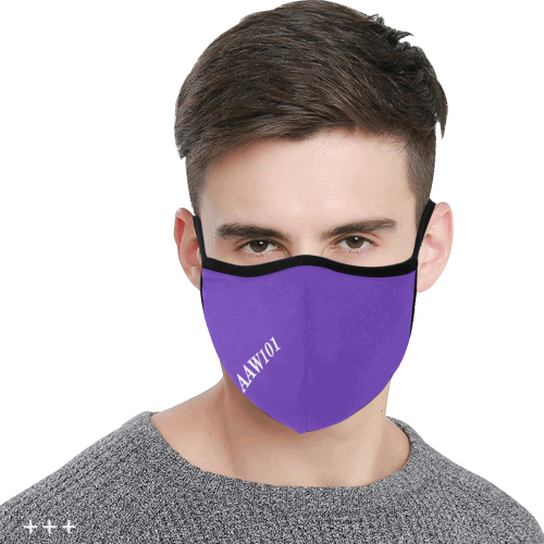 AAW101 Face Mask 3D Mouth Mask (60 Filters Included) (Model M03) (Non-medical Products)