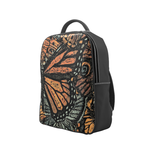 Monarch Collage Popular Backpack (Model 1622)
