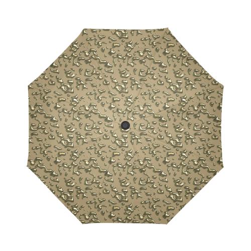golden drops Auto-Foldable Umbrella (Model U04)