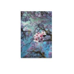 "Cherry blossomL Canvas Print 12""x18"""