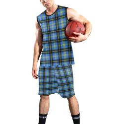 TARTAN PATTERN 79 All Over Print Basketball Uniform