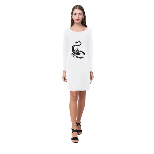 Scorpio Demeter Long Sleeve Nightdress (Model D03)
