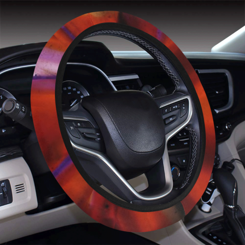 melted me Steering Wheel Cover with Elastic Edge
