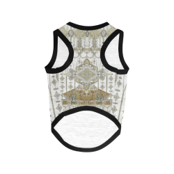 haute couture 12 All Over Print Pet Tank Top