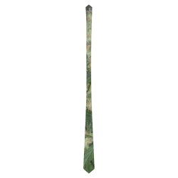 Green Crack Classic Necktie (Two Sides)
