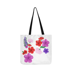 BUNCH OF FLOWERS Reusable Shopping Bag Model 1660 (Two sides)