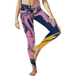 YBP Low Rise Leggings (Invisible Stitch) (Model L05)