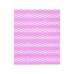 """Pretty Pink Hearts Quilt 50""""x60"""""""