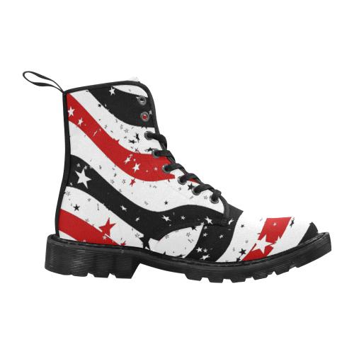 13rb Martin Boots for Women (Black) (Model 1203H)
