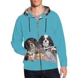 final copy custom jacket All Over Print Full Zip Hoodie for Men (Model H14)