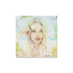 """Tamara Canvas Print 16""""x16"""""""